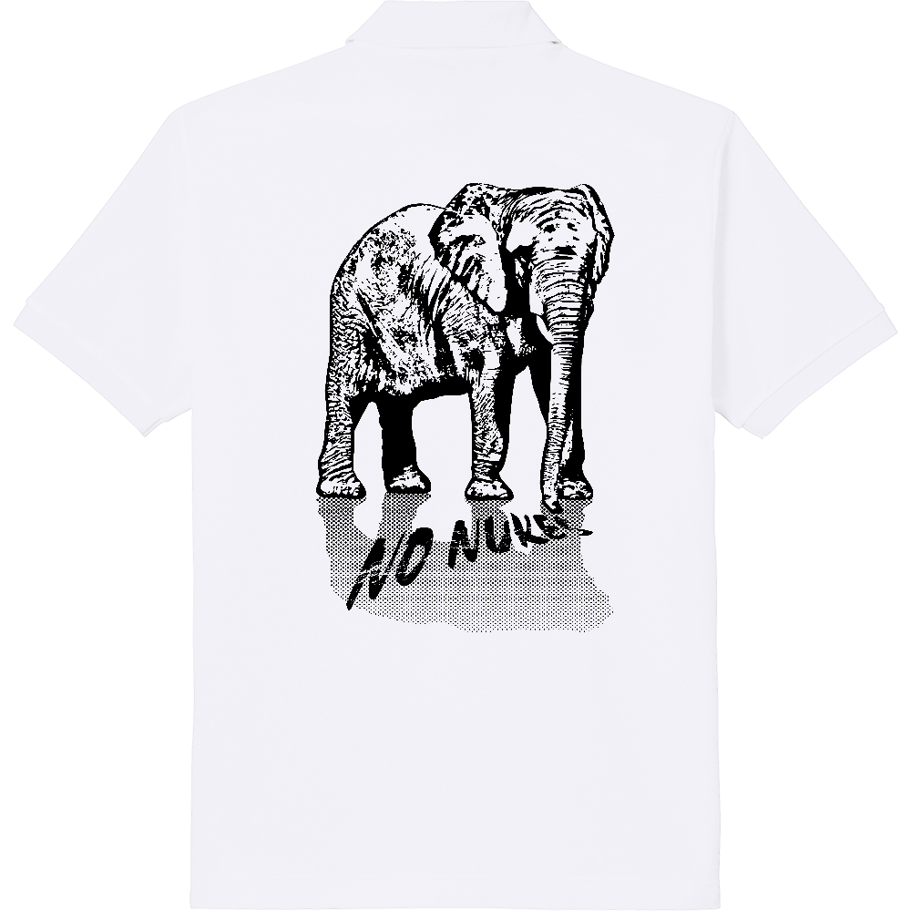ELEPHANT_K 定番ポロシャツ