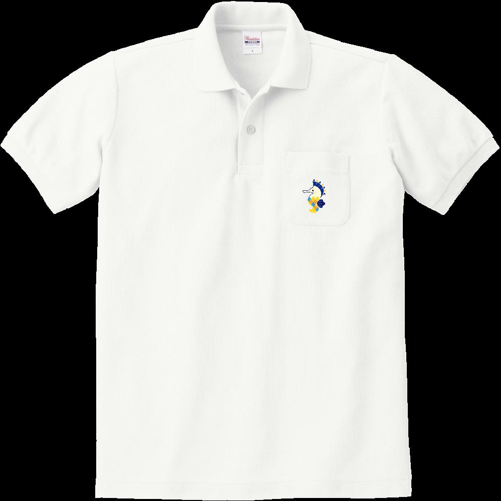 タツノコ王子 定番ポロシャツ(ポケット付き)