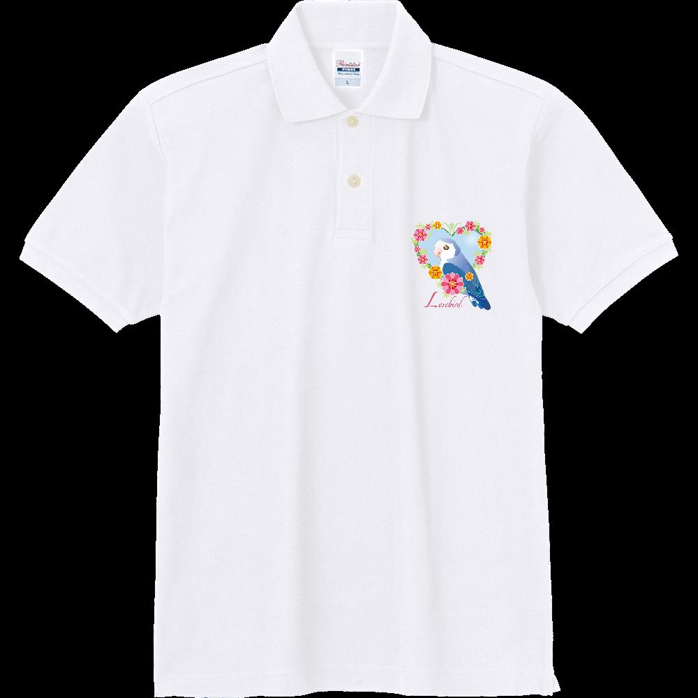 1ポイントポロ/コザクラインコ 定番ポロシャツ