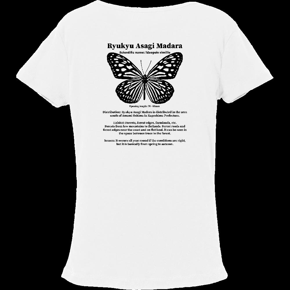 DesignTシャツ レディース フライスTシャツ