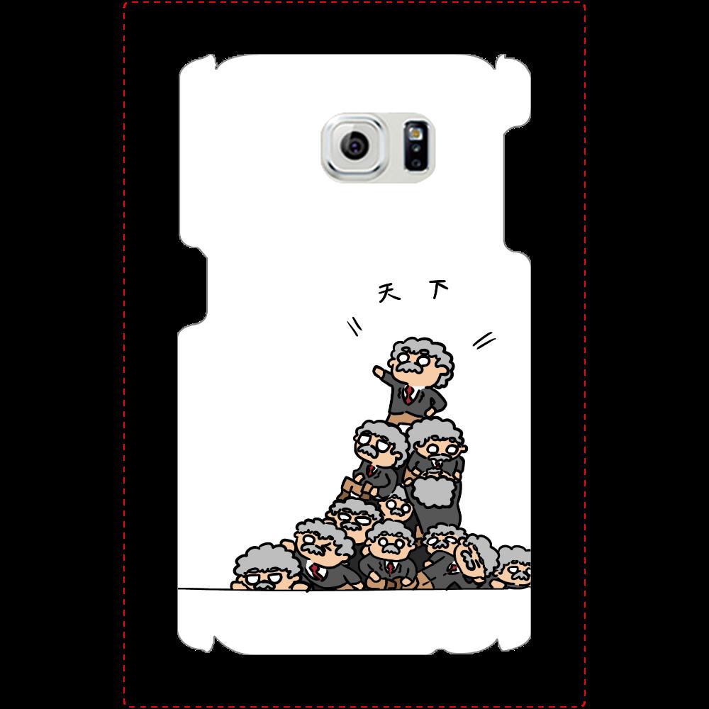 つみあがる おきな Galaxy S6(SC-05G)