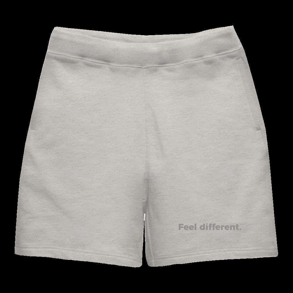 Shorts different ライトスウェットハーフパンツ