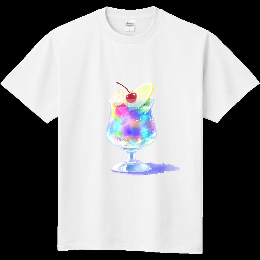 純喫茶ブルーラビット ゼリーポンチ定番Tシャツ 定番Tシャツ