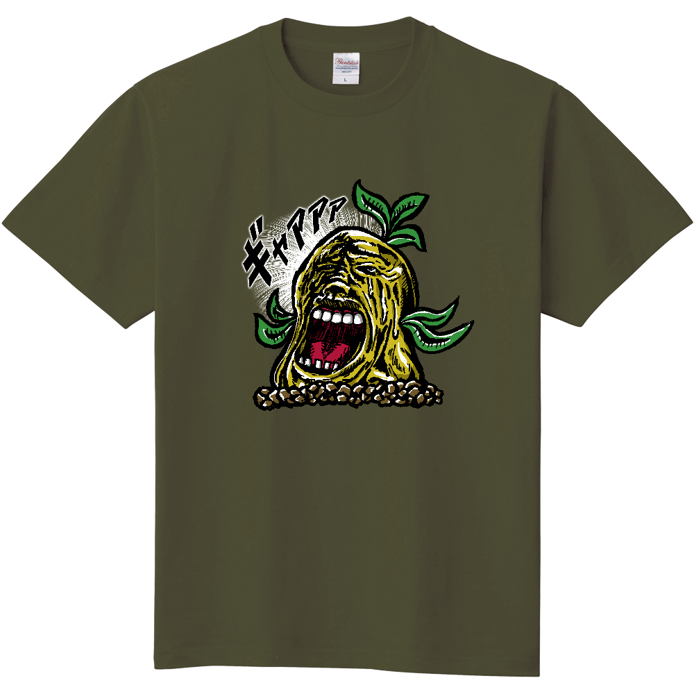 マンドラゴラ 定番Tシャツ