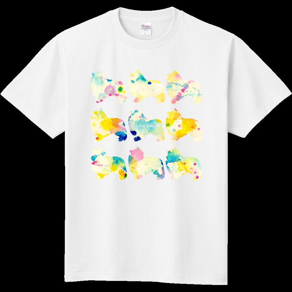 シェルティ【パレット】 定番Tシャツ