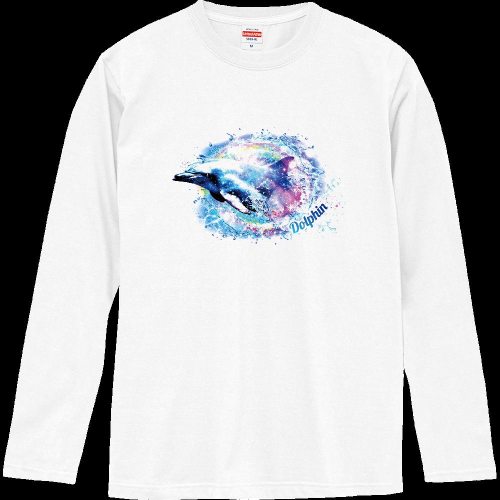 Dolphin ロングスリーブTシャツ