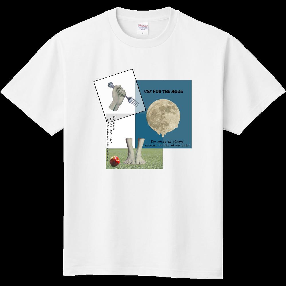 【背面ロゴ入り】ないものねだり(blue) 定番Tシャツ