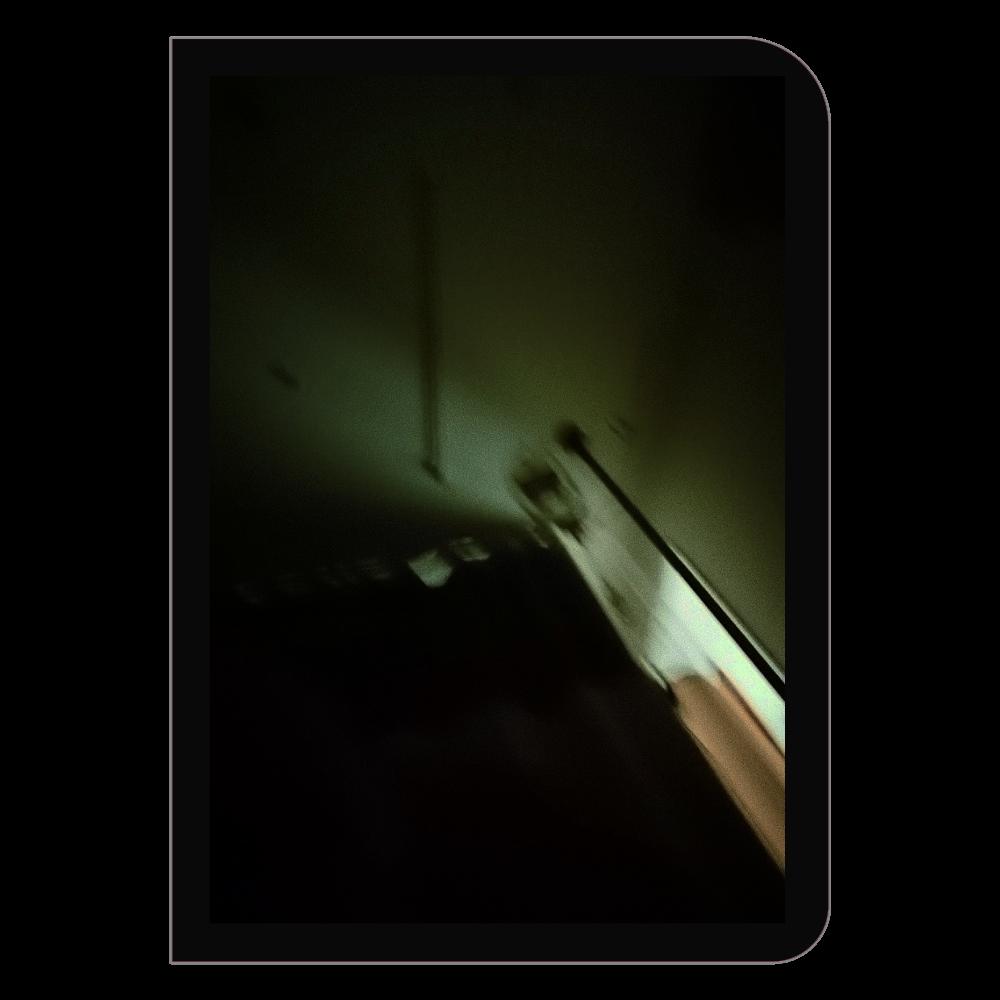 暗闇病室と点滴ノート ハードカバーポケットノート
