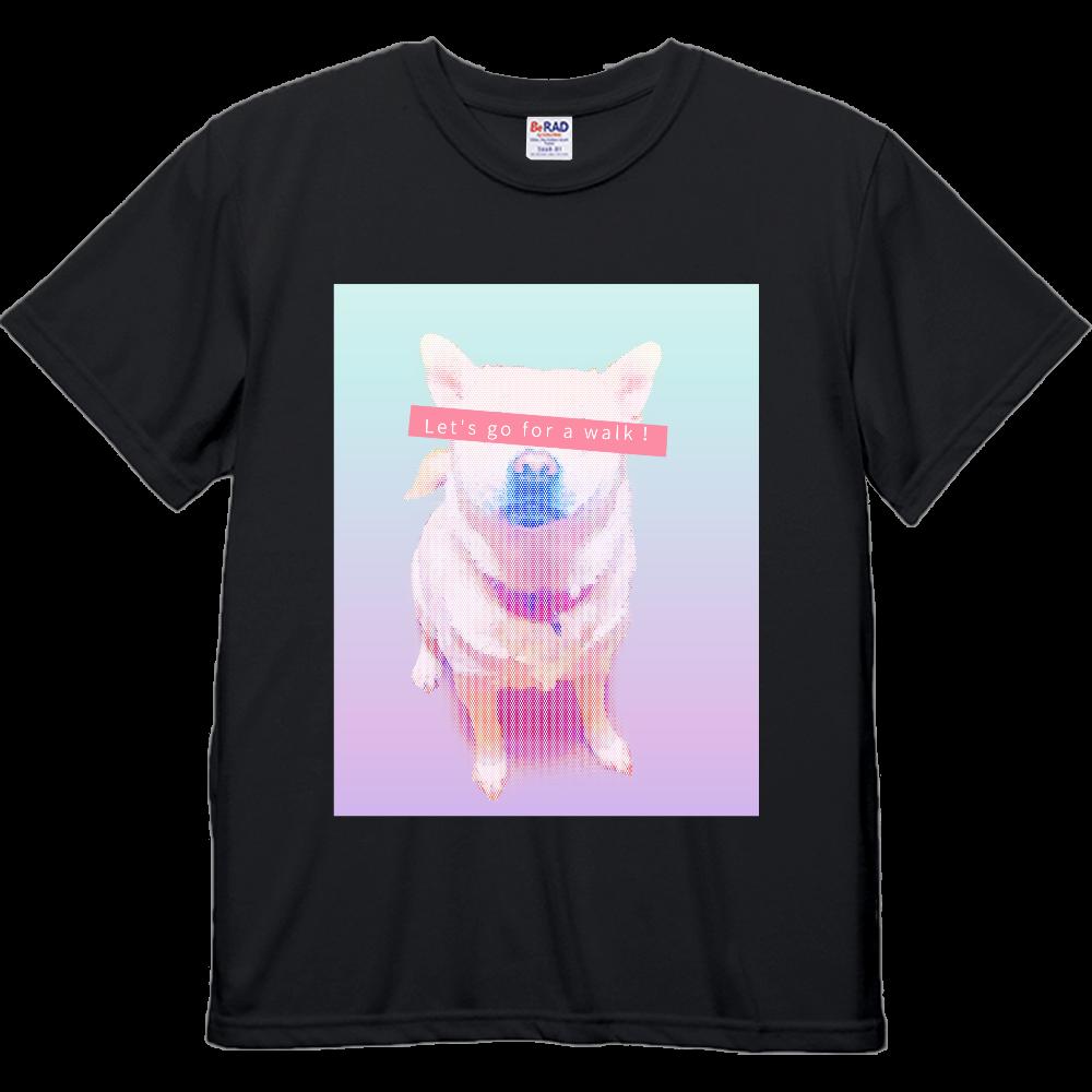 8_02 ドライコットンタッチTシャツ