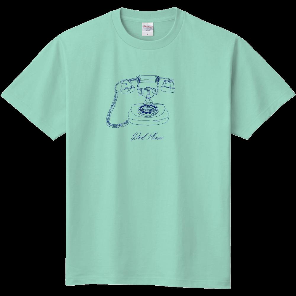 ダイアル式電話機 定番Tシャツ