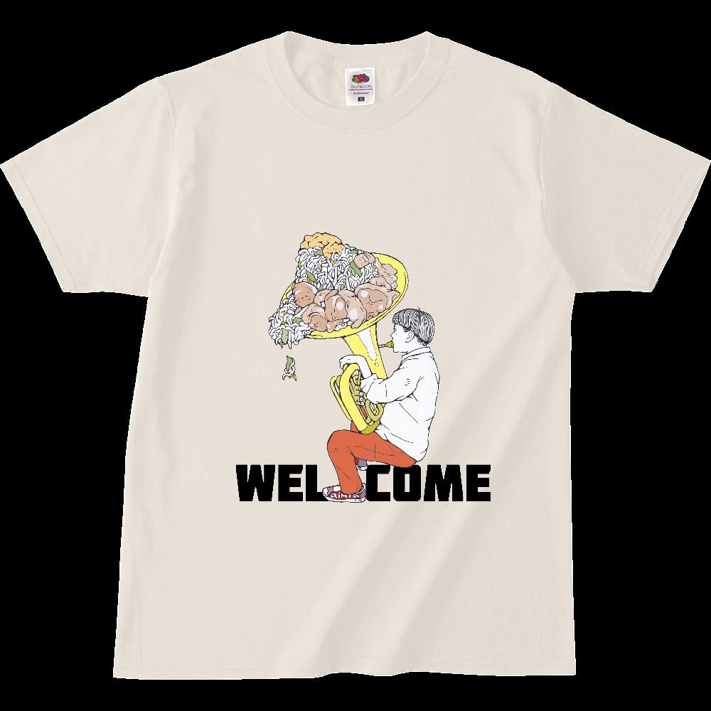 マシマシTuba フルーツ ベーシックTシャツ