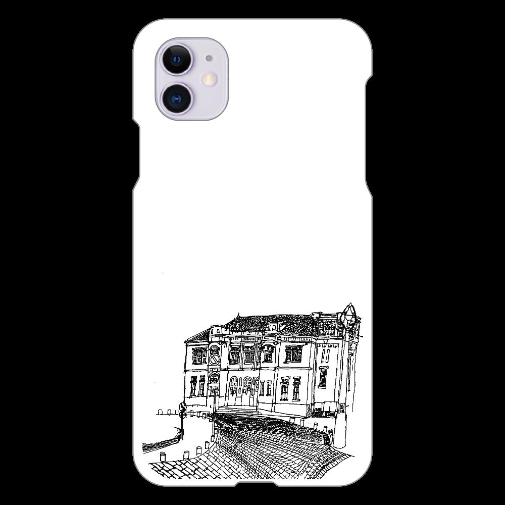 門司港レトロ iPhone 11(白)