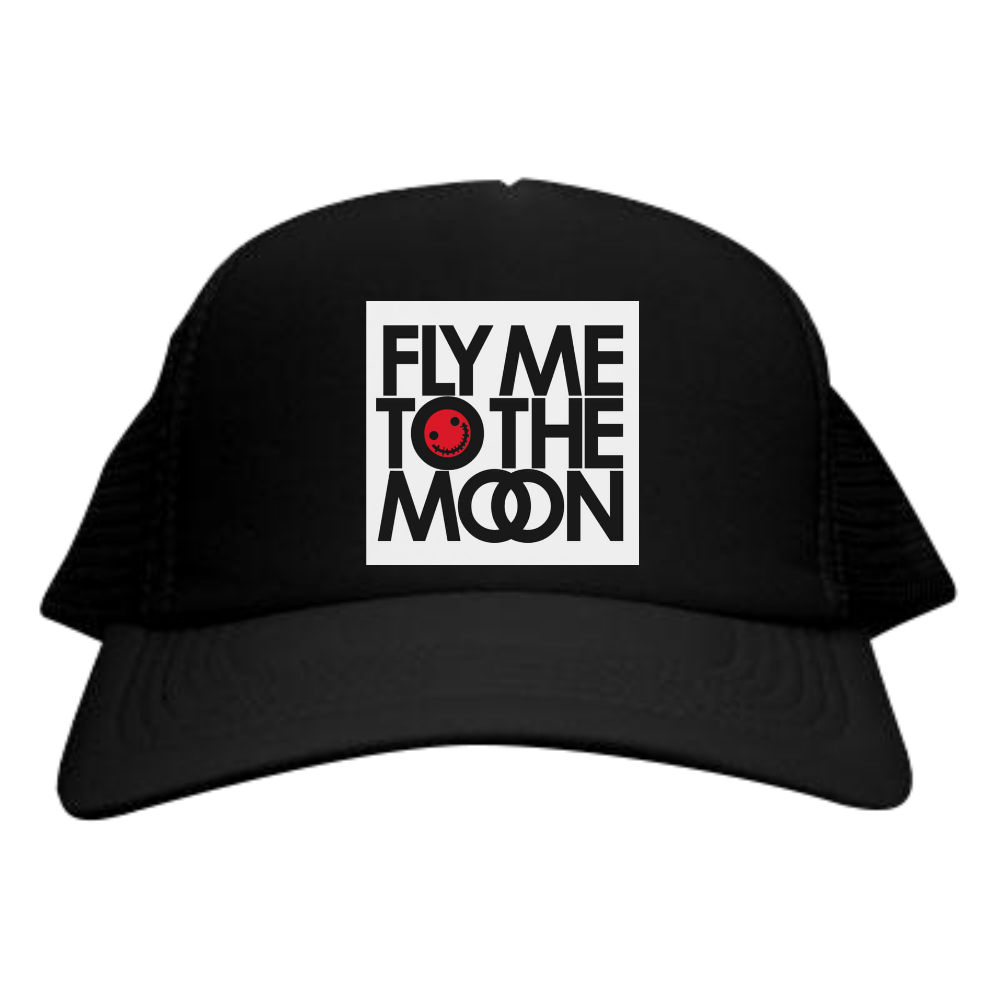 FLY ME TO THE MOON メッシュキャップ