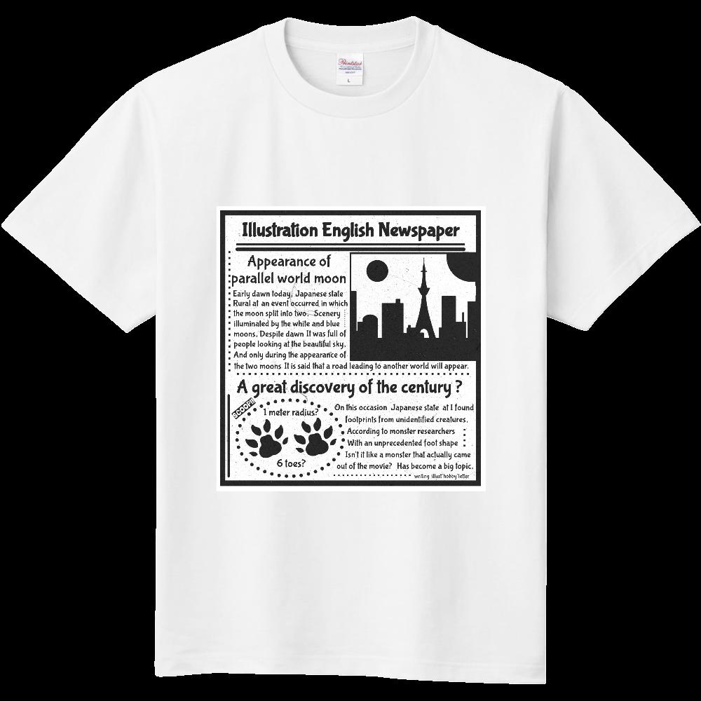 英字新聞~定番Tシャツ~ 定番Tシャツ