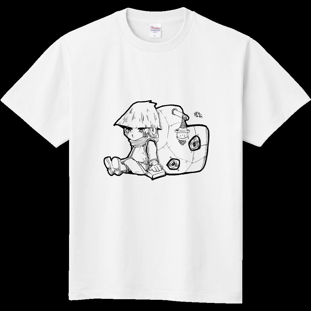 ❤と少年 定番Tシャツ