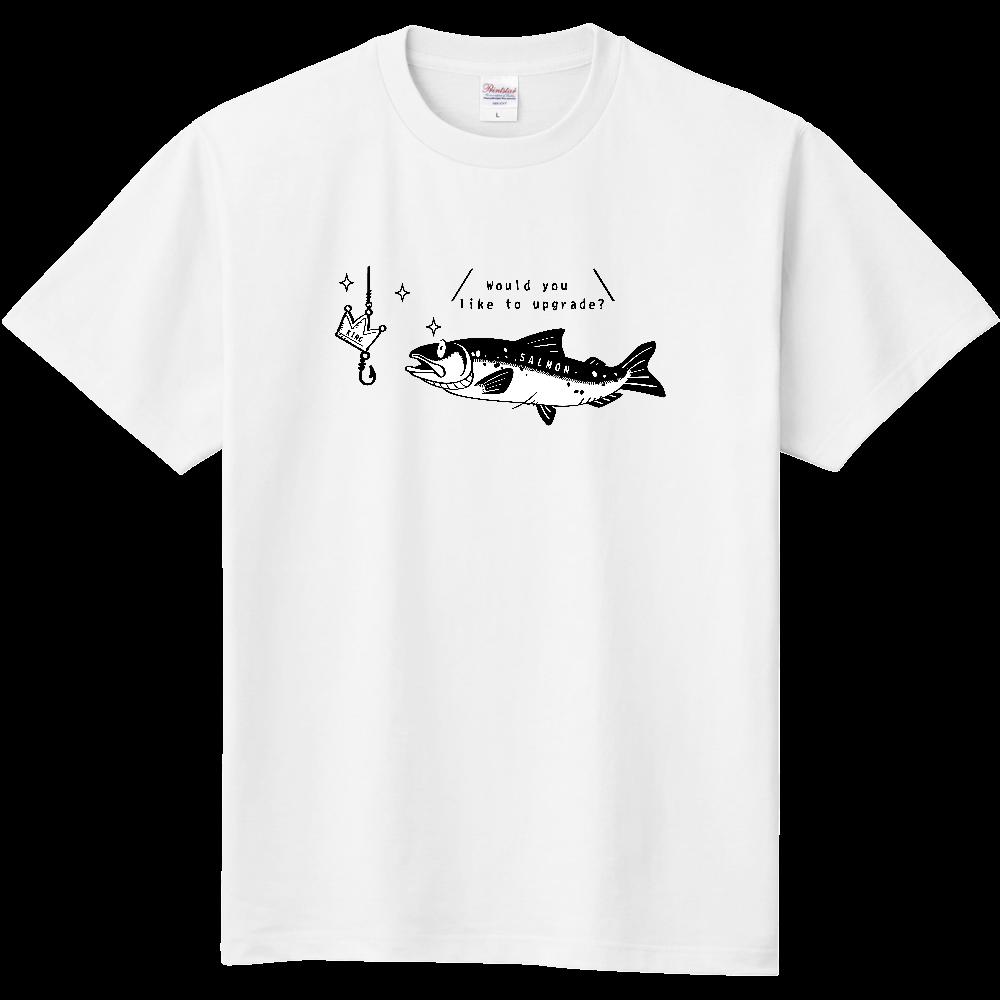 CT142 キングサーモンへA 定番Tシャツ