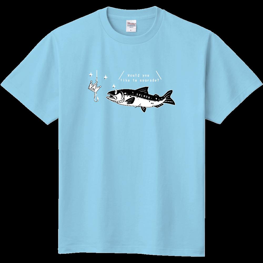 CT142 キングサーモンへB 定番Tシャツ