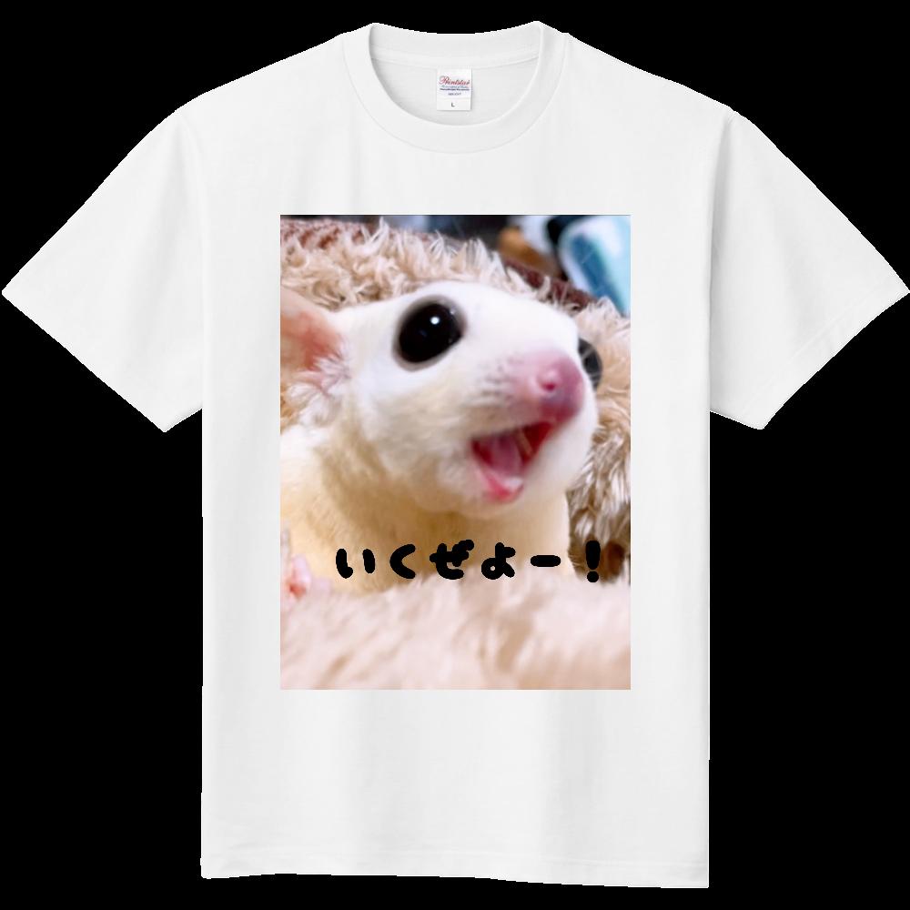 フクロモモンガ(土佐弁ver) 定番Tシャツ