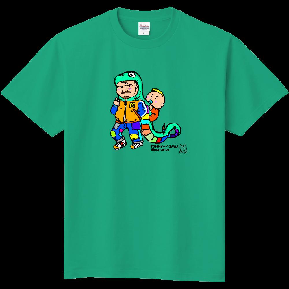「へびになりたい 定番Tシャツ