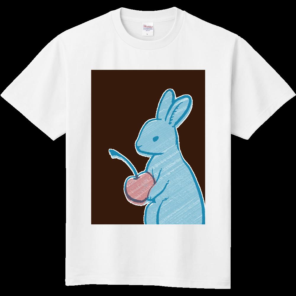 純喫茶ブルーラビット (どでかブルラビ/クリームソーダ) 定番Tシャツ 定番Tシャツ