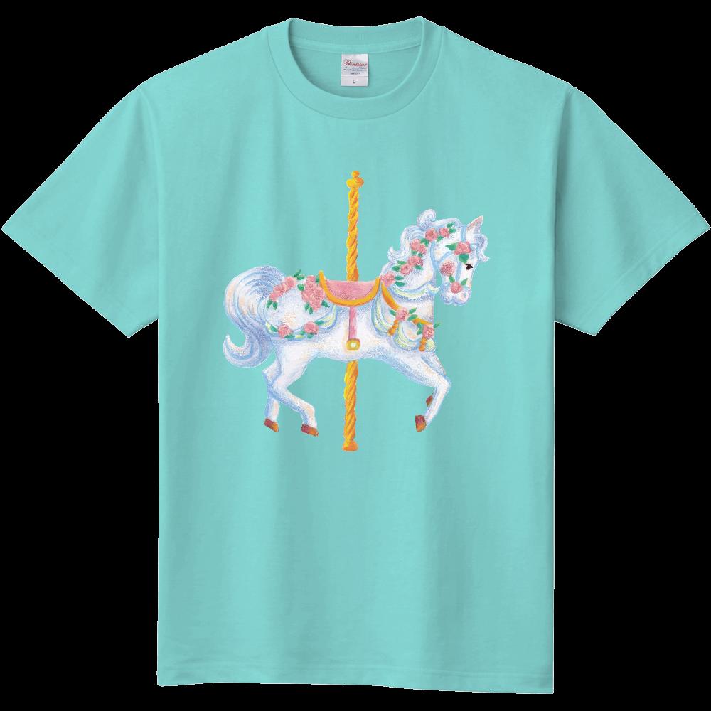 メリーゴーランド01 定番Tシャツ