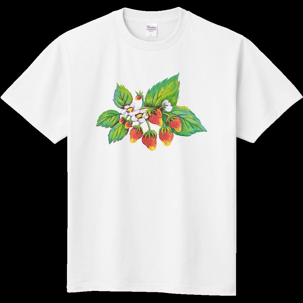 ストロベリー01 定番Tシャツ