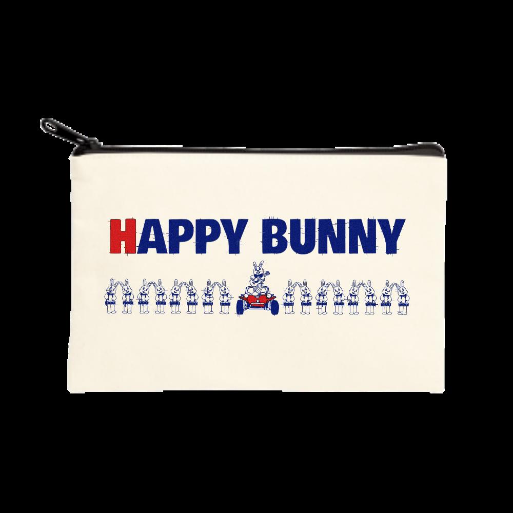 HAPPY BUNNY ポーチ(S)
