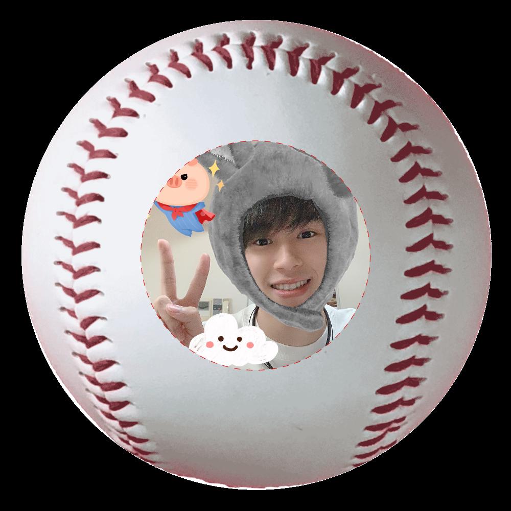 りゅうボール 野球ボール(硬式)