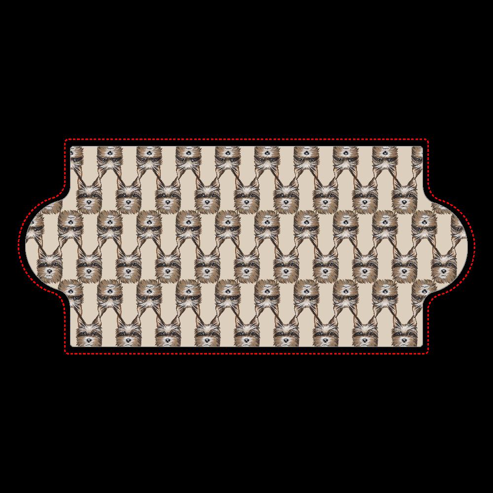 ヨークシャテリア01 PUレザーマスクケース