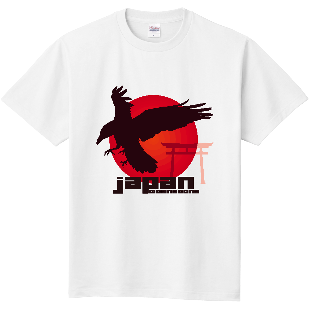 Karas_Japan_A01 定番Tシャツ