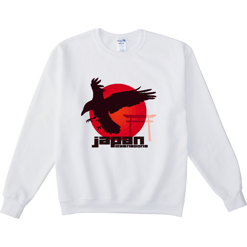 Karas_Japan_A01 NUBLENDスウェットシャツ