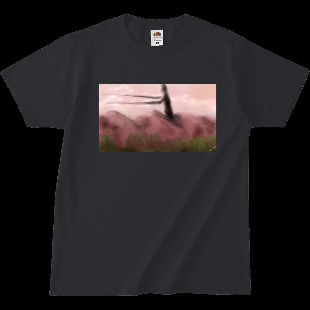 腕長マン(仮名) フルーツ ベーシックTシャツ