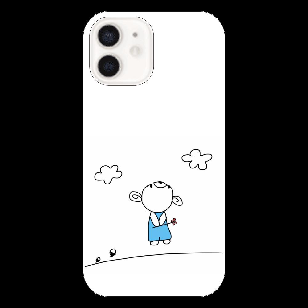 スマホケース こぐまのこぐー iPhone12