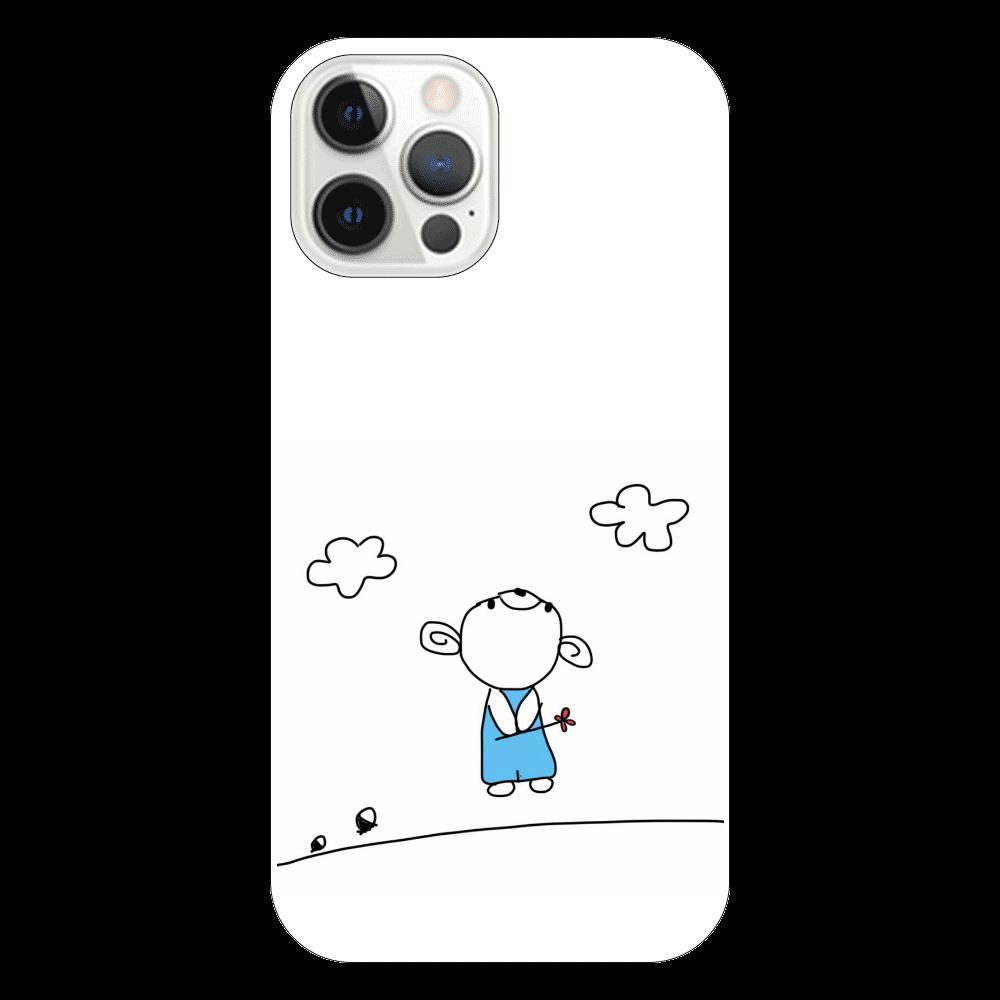 スマホケース こぐまのこぐー iPhone12 Pro