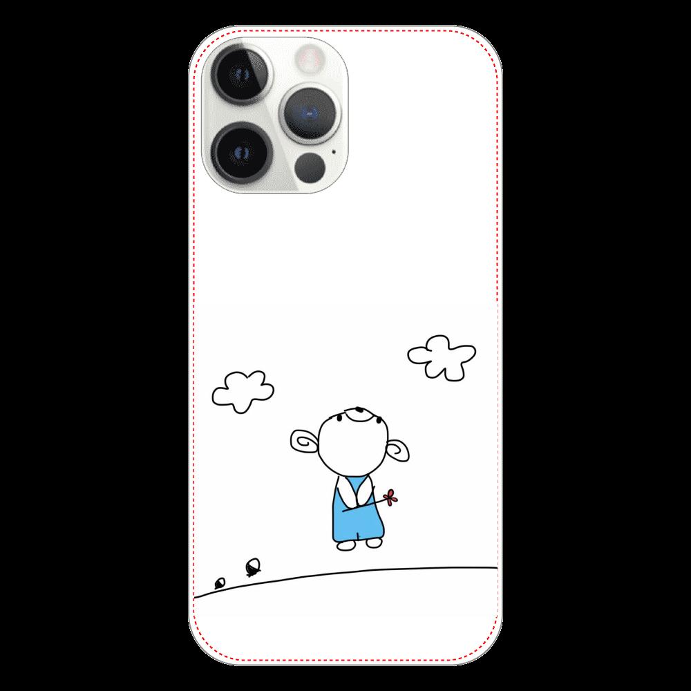 スマホケース こぐまのこぐー iPhone12 ProMax