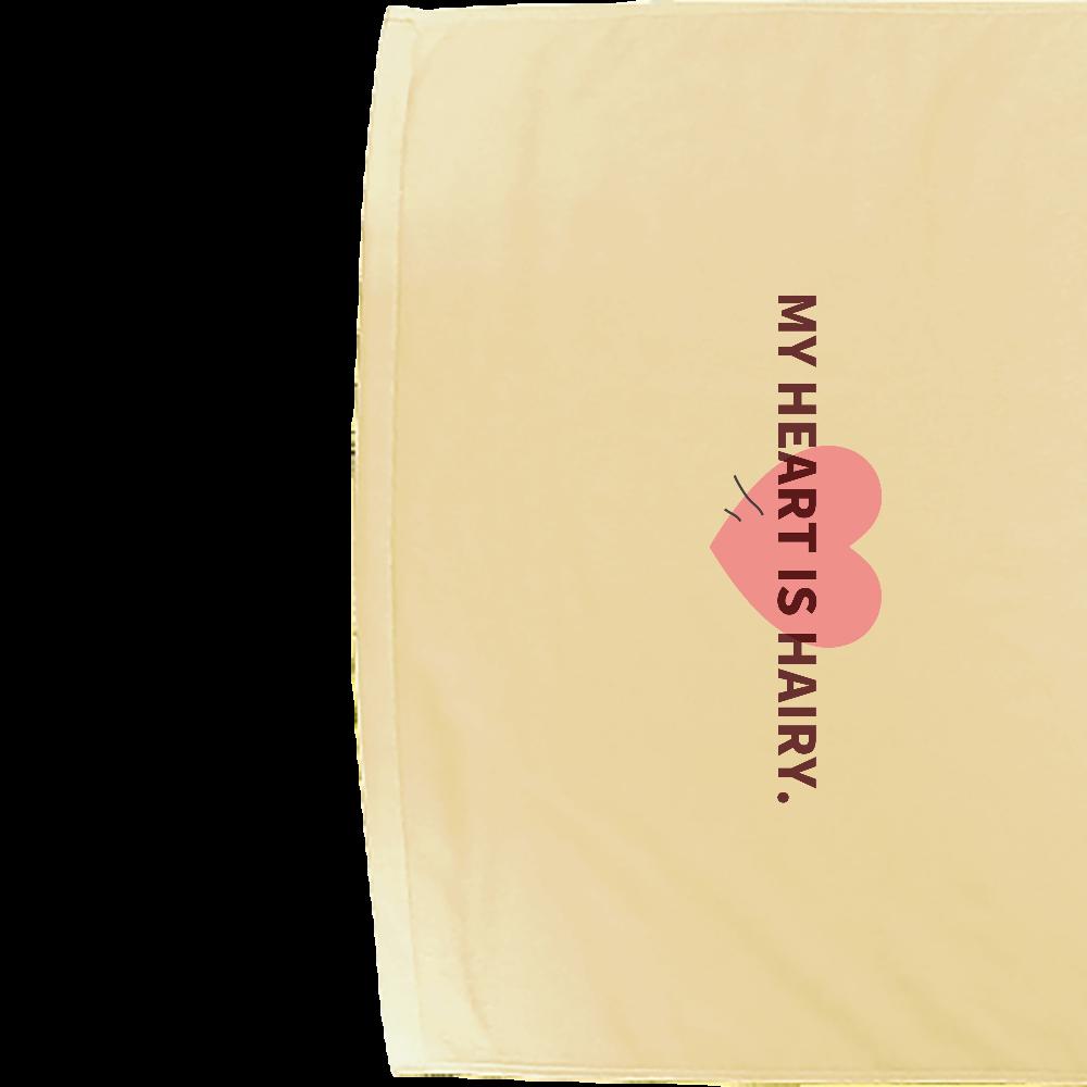 ハート 毛 シャーリングバスタオル シャーリングバスタオル