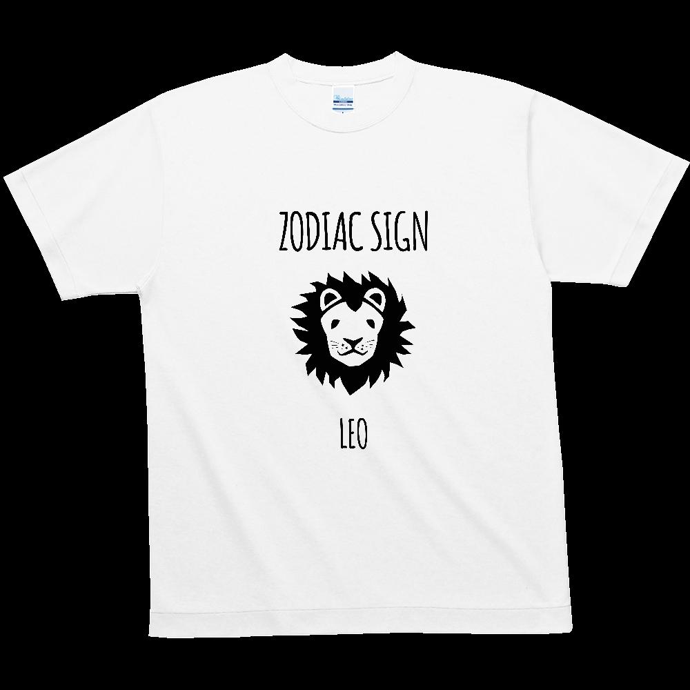 マイルドな獅子 ハニカムメッシュTシャツ