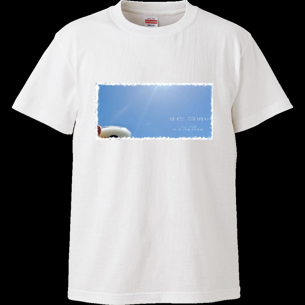 WE RISE TOGETHER(その1) ハイクオリティーTシャツ