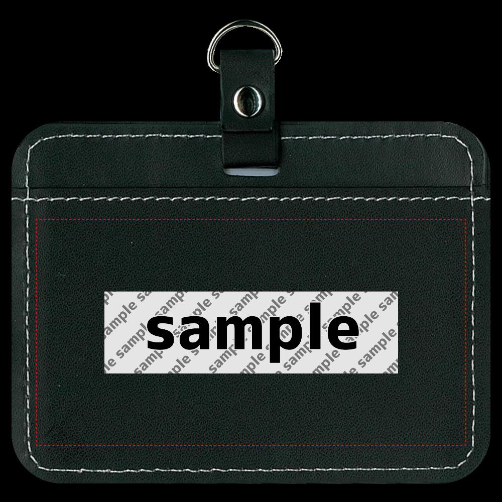 サンプル パスケース オリジナルパスケース