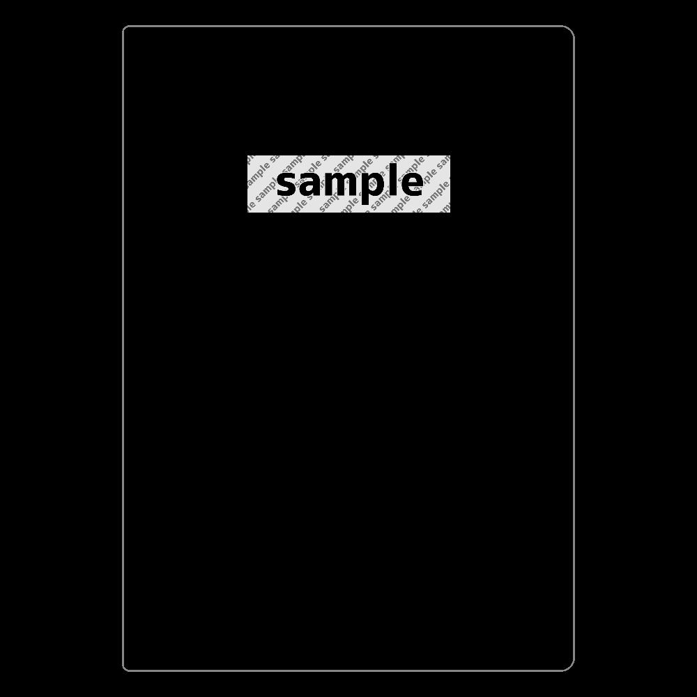 サンプル ノート ソフトレザーノート