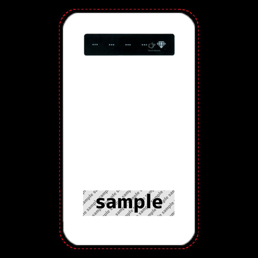 サンプル モバイルバッテリー インジケータ有バッテリー4000mAh