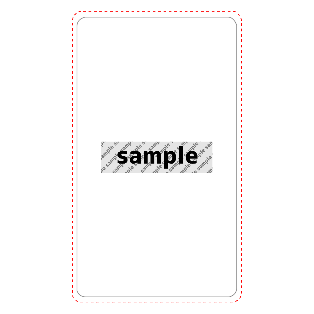 サンプル モバイルバッテリー インジケータ無バッテリー4000mAh