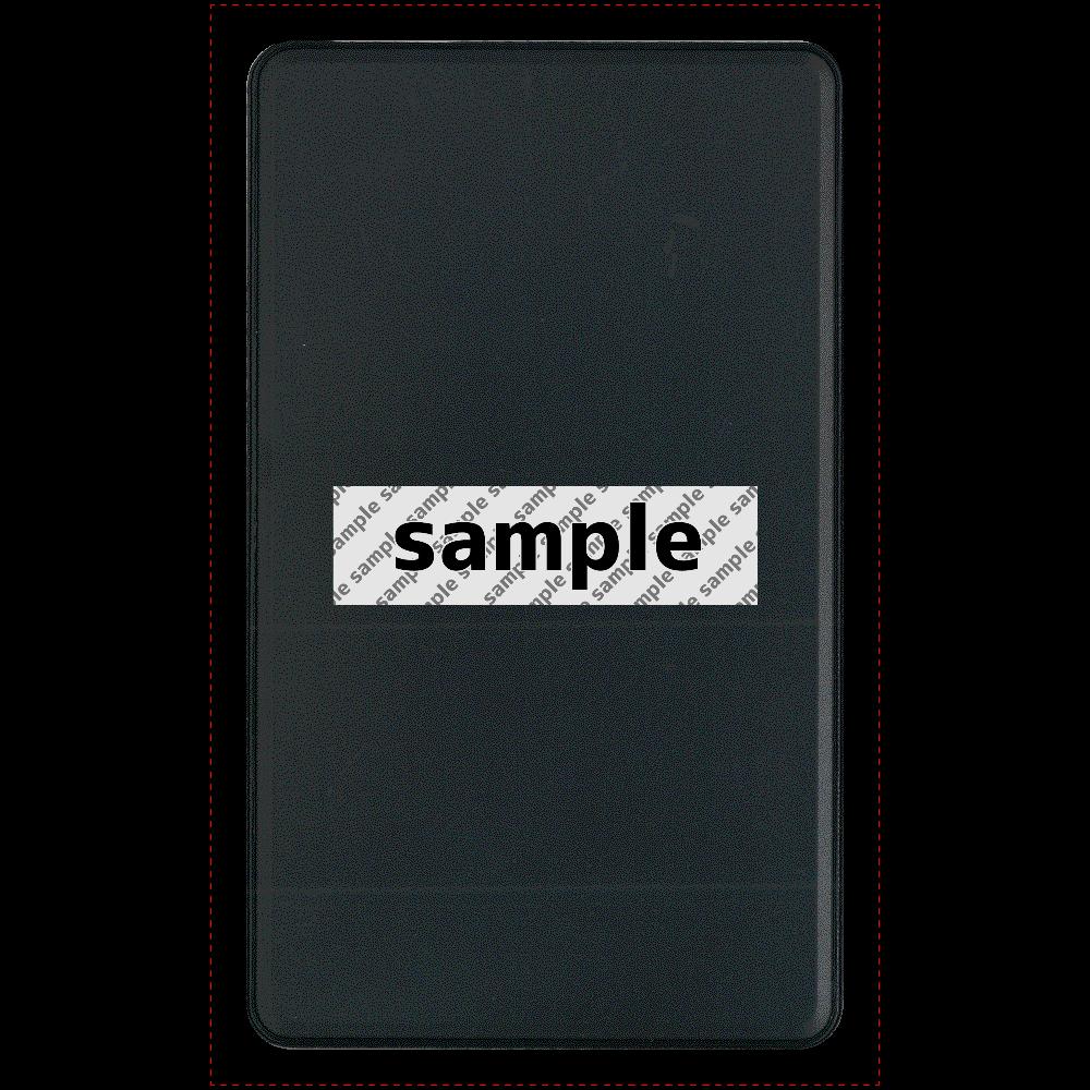 サンプル モバイルバッテリー マットタイプモバイルバッテリー(4000mAh)