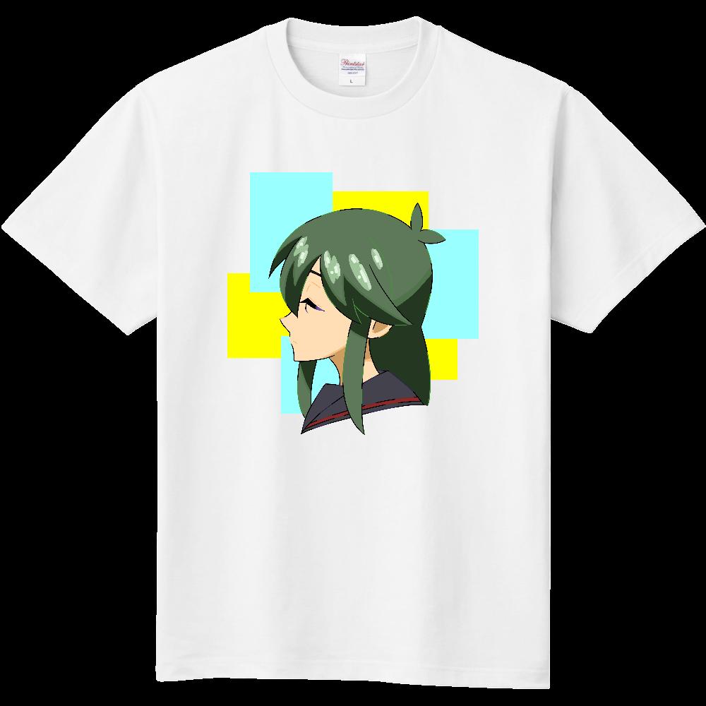横顔。 定番Tシャツ