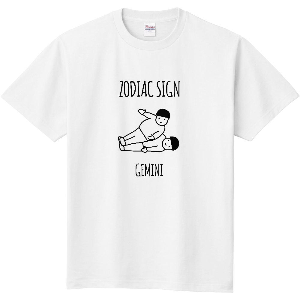 いつかの双子 定番Tシャツ