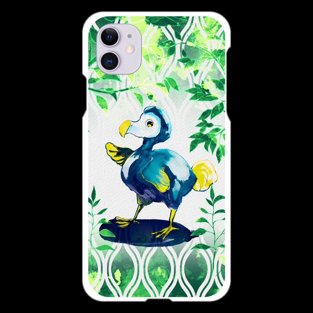 ドードーの森 iPhone 11(白)