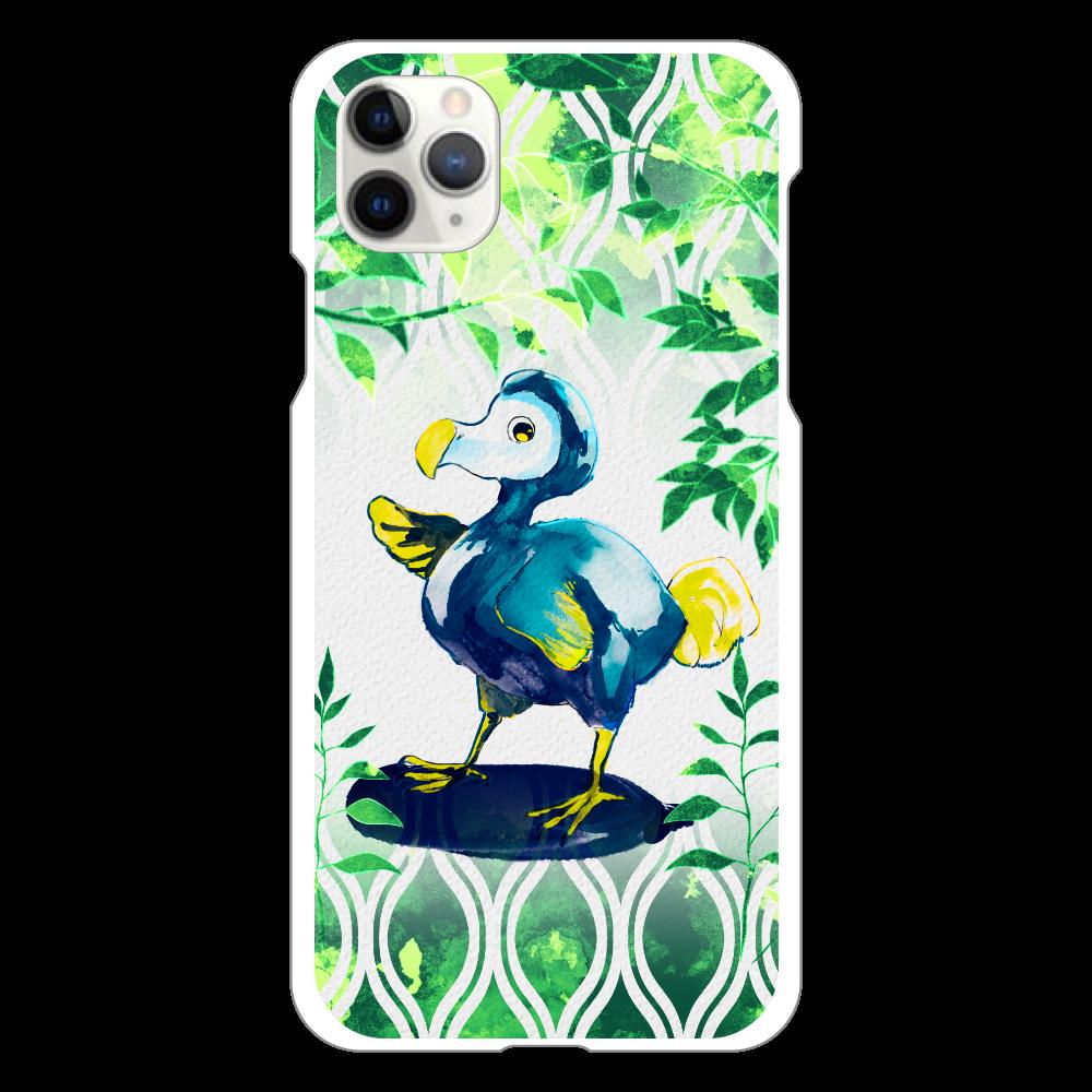ドードーの森 iPhone11 ProMax(白)