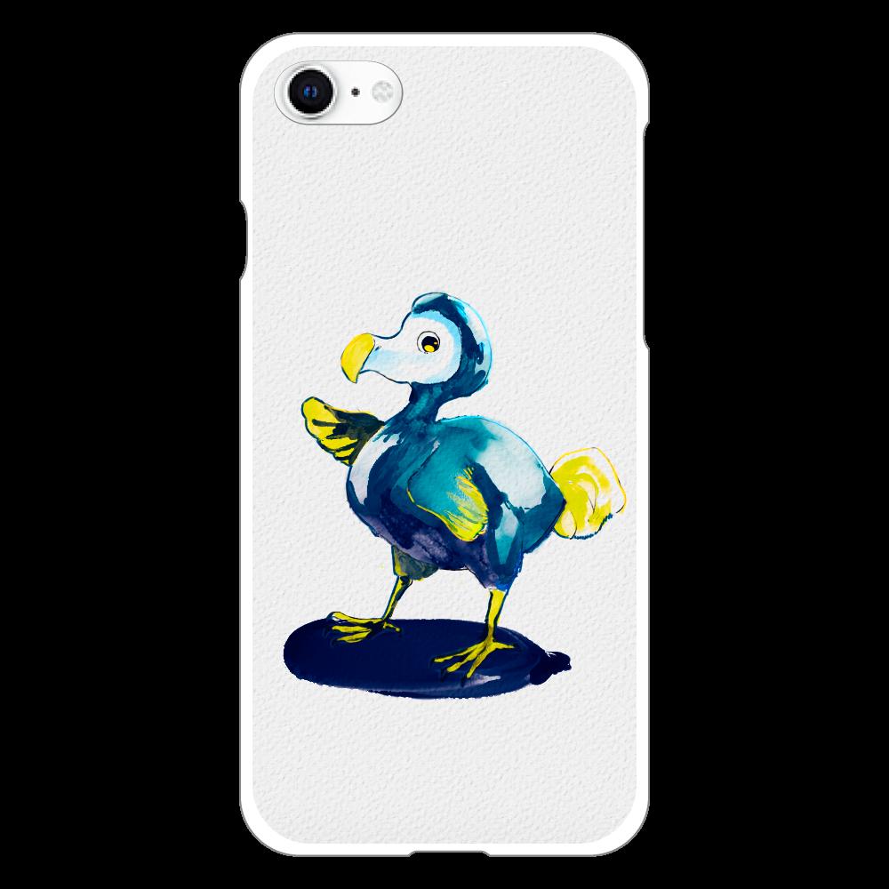 ドードー【simple】 iphoneSE2(白)