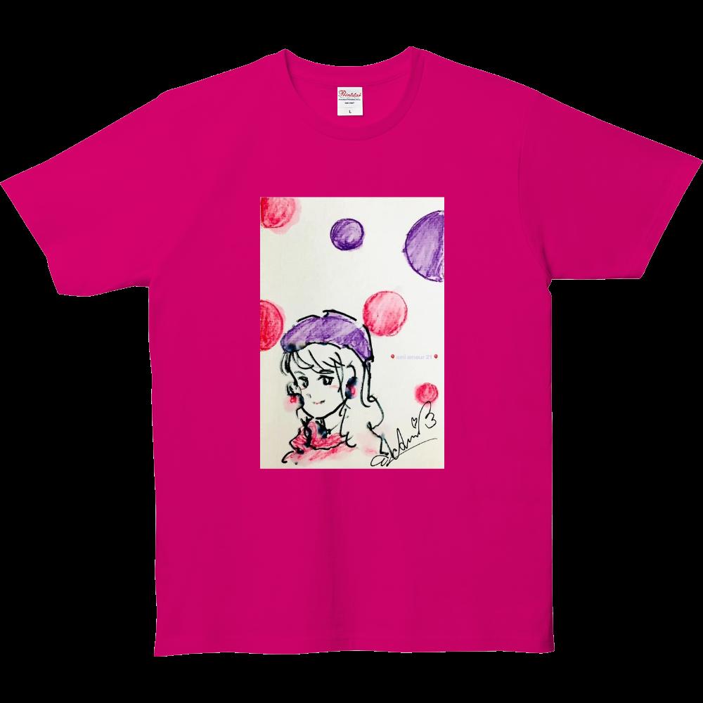 『ランデヴー』 5.0オンス ベーシックTシャツ(キッズ)