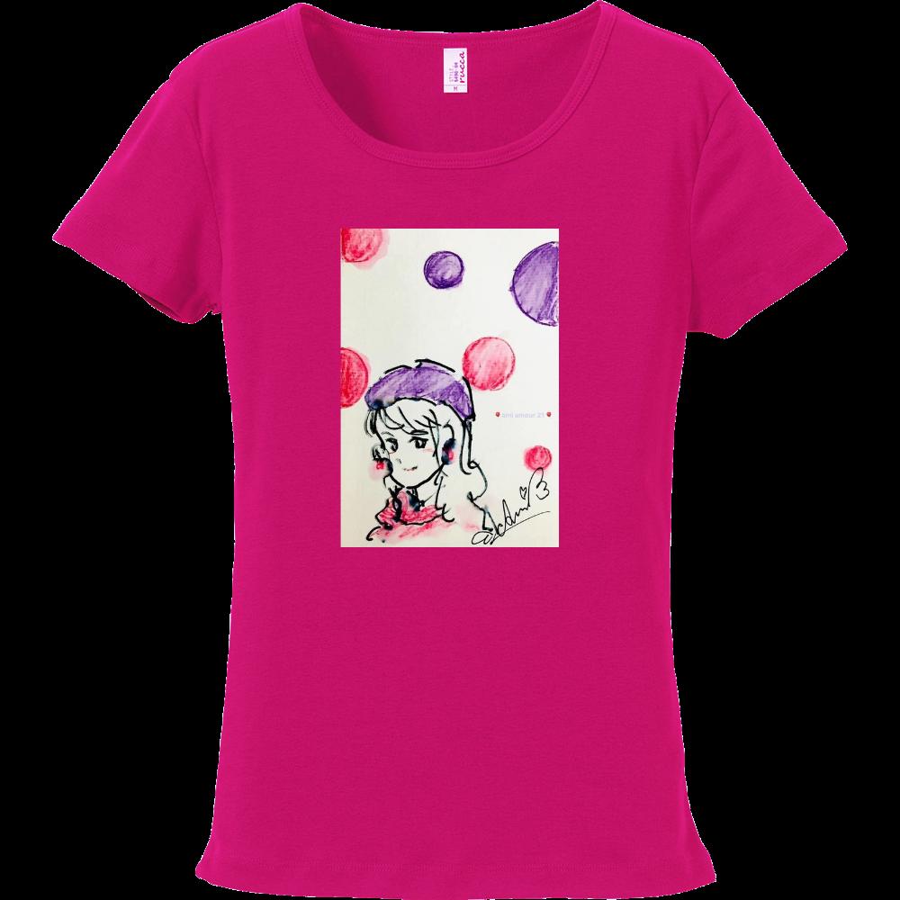 『ランデヴー』 フライスTシャツ